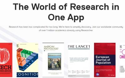 Платформа Researcher