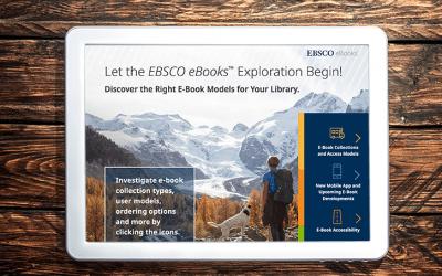 Нова колекција eBook Open Access (OA) на EBSCOhost платформи